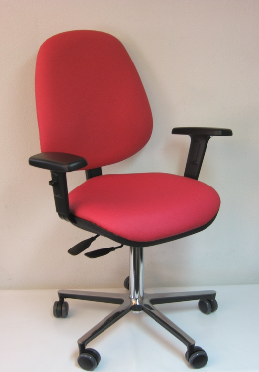 fauteuil de bureau medical usage intensif vilandry