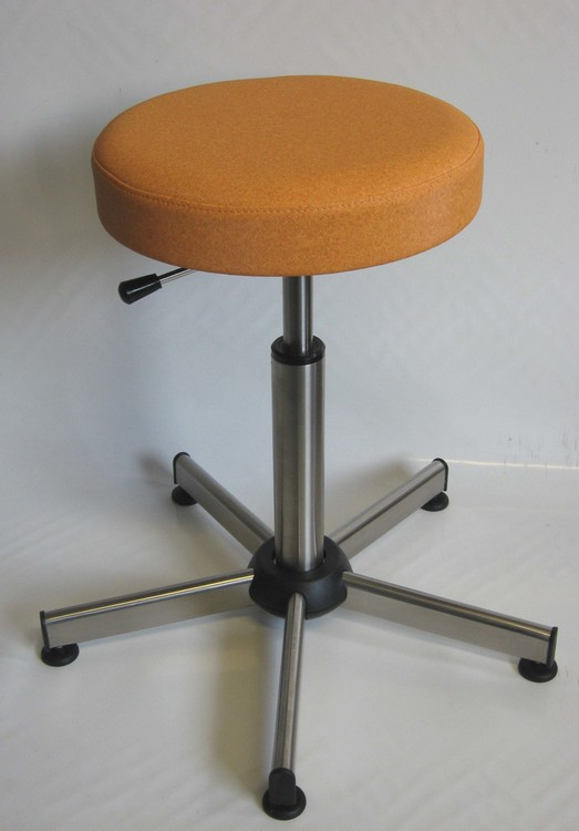 tabouret medical inox 57