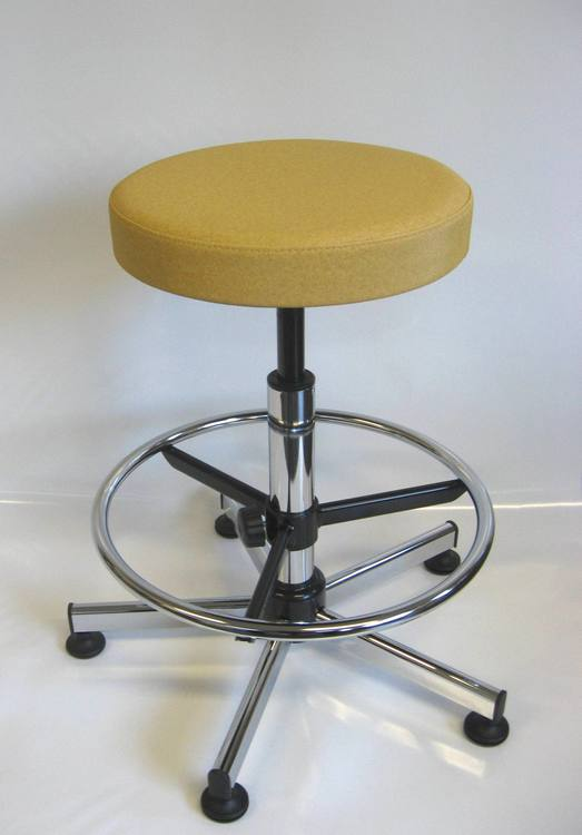 tabouret medical reglable 19