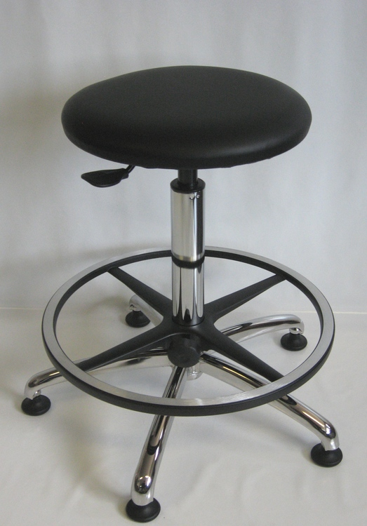tabouret pour salle blanche rf13esd